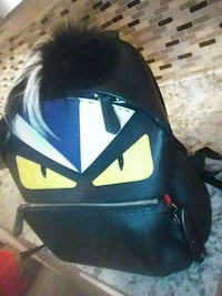fendi Backpack (real) with serial number