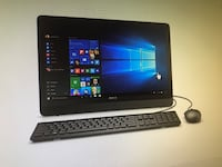 touch screen dell inspiron 19.5 inch 500gb 4gb ram New York, 10001