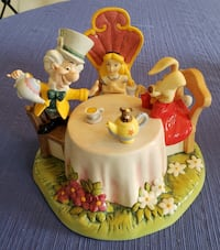 Royal Doulton Mad Hatter's Tea Party Mount Airy