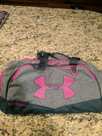 Under armour bag brand new never used.  Muskegon