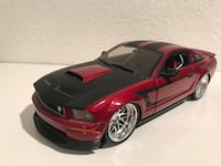 1:18 hot wheels Ford Mustang GT Houston, 77084