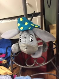Six Eeyore's all in perfect condition. Some with tags. Calgary, T2P 1C9
