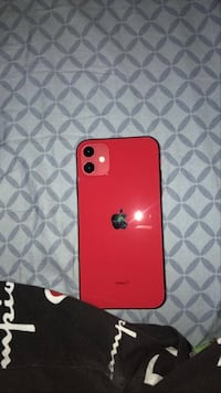 Iphone 11 red  Toronto, M4J 4Y7
