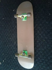 white and green skateboard deck Mississauga, L4Z 3T2