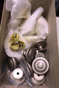 Drawer knobs new  Oshawa, L1K 2B1