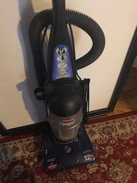 black and gray Bissell upright vacuum cleaner Front Royal, 22630