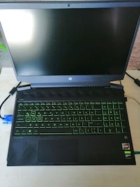 HP PAVILION GAMİNG NOTEBOOK