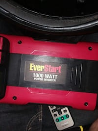 1000 watt power inverter  Pasadena, 77505