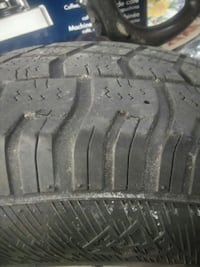 2winter tires and 4 rims Toronto, M1E 2M8