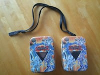 two blue and pink floral Vera Bradley wristlets Burnaby