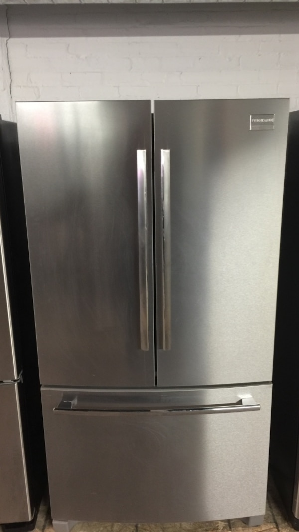 Used 36 French Door Fridge Stainless Steel Frigidaire For Sale In