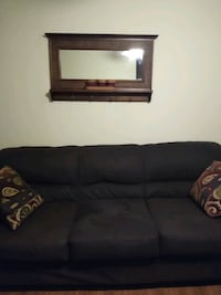 Couch Loveseat and chair...... All three pieces 85.. Available to 2/27
