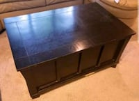 Coffee table/trunk and matching end tables  Fridley
