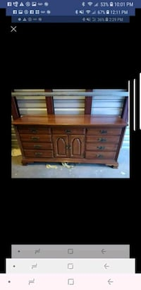 12 drawer Thomasville Large Beautiful chest, desse South Riding, 20152