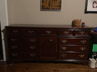 Extremely nice dresser & armoire set Redford, 48240