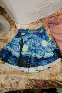 Starry night skirt one size Holiday, 34690