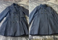 Black Bromley Wool Coats: Size M Baltimore, 21229