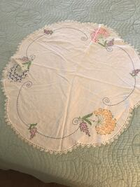 Rounded antique doily  Fort Myers, 33908