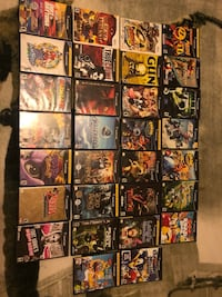 GameCube/wii games Maple Ridge, V2X 8Y7