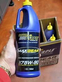 Synthetic Gear oil Brentwood