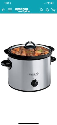 2 qt Crockpot-Brand New Unopened