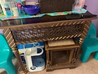 Dressing/ makeup table with mirror Burtonsville, 20866