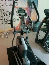 Vision Fitness Elliptical exercise Machine Chantilly, 20151