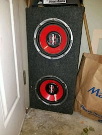 12 inch speakers  Santa Cruz, 95060