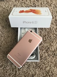 iPhone 6s Unlocked to all carriers  Fair Oaks, 95628