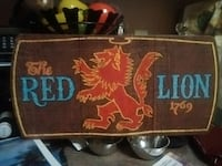 1769 The Red Lion banner Kelowna, V1X 7Z6