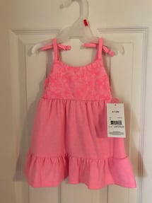 Brand new baby girl dress