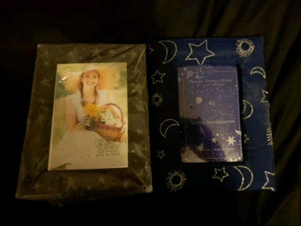 Used 2 Star Photo Frames 35 X 5 4 X 6 For Sale In Lockport Letgo