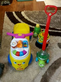 Toy lot battery operated  553 km