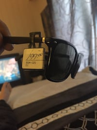 Black one sun, brand new-sunglasses Dieppe, E1A 2C8