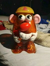 Mr.Potato Head figurine and accessories Barrie, L4M 4Y8