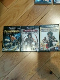 Prince of Persia Collection - Game Cube