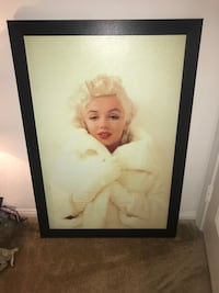 Brand new 2ft by 3ft Marilyn Monroe painting  Henderson, 89052