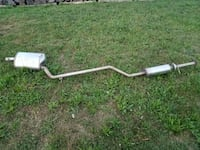 Muffler/cat conv Honda - Accord - 2014 Purcellville