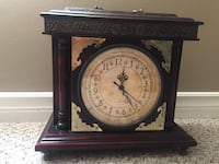 Wooden Vintage clock works Calgary, T3E 6L9