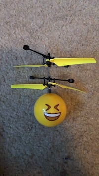 yellow and black quadcopter drone Arlington, 22202