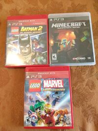 PS-3 games for sale Fishers, 46037