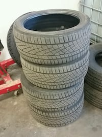 245/40ZR18 Continental Extreme Contact DWS 06