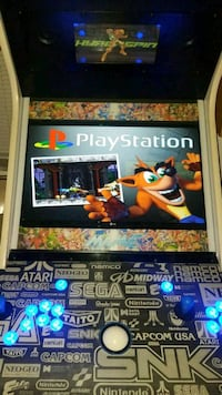 Full size arcade cabinet 22000 games Moon, 15108