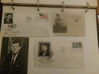 Kennedy stamps and stuff St. Louis, 63120