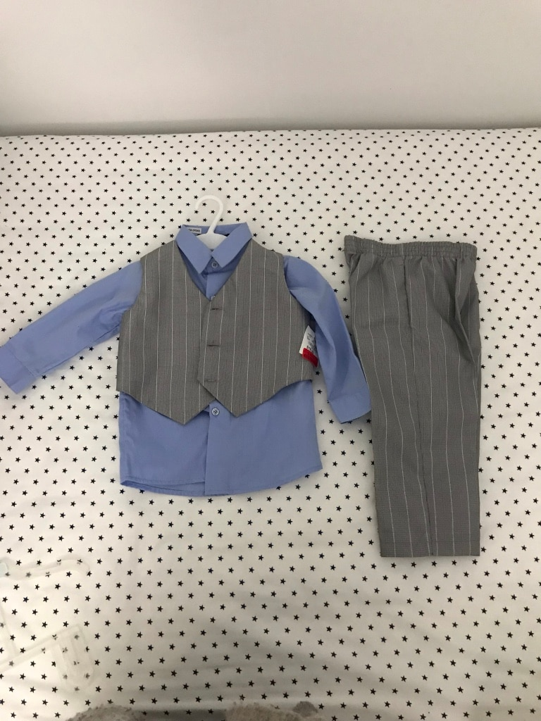 Suit for 18 months baby boy