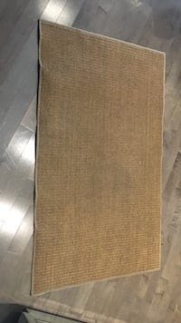 Grass Cloth Rug