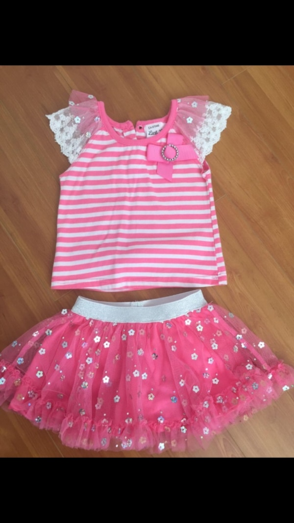 Girls White Tutu Size 24 Months Reasonable Price Clothing, Shoes & Accessories