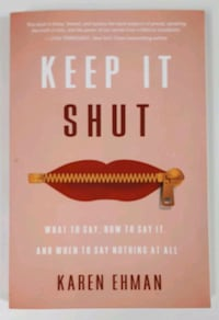 Keep It Shut: What to Say, How to Say It... Barrie, L4N 7L8