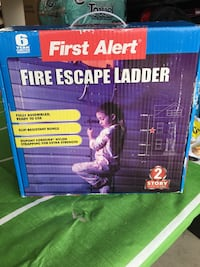 Fire Escape Ladder Atwater, 95301