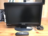 "19"" SANSUI LCD TV with Remote Silver Spring, 20904"